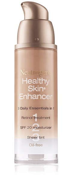 Judicial Review: Neutrogena Healthy Skin Enhancer (1/3)