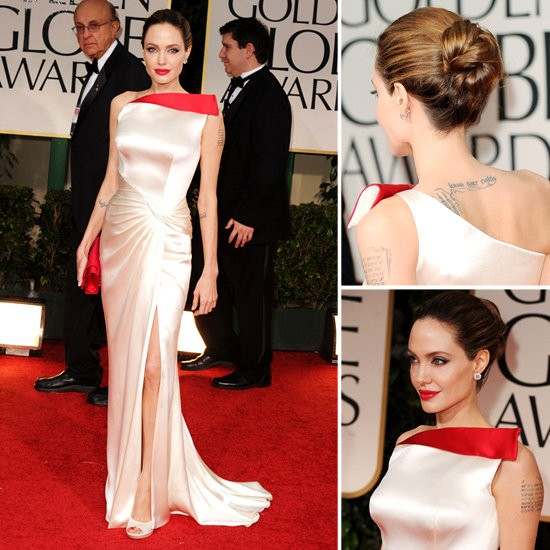Golden Globes 2012 Fashion Recap (4/5)