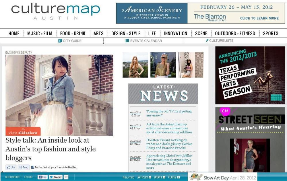 Thanks to CultureMap, Beautypendence is Famous!