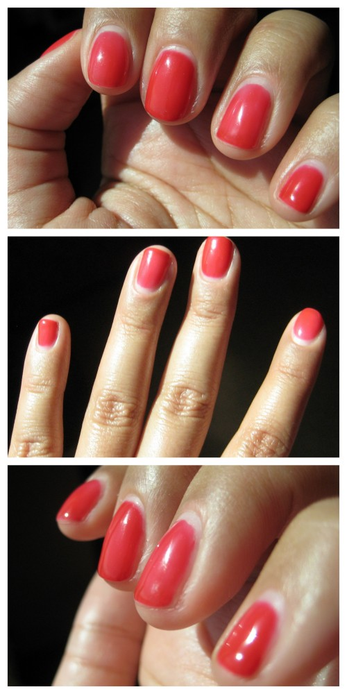 Trend Try-On: Gel Manicure with Orly GelFX (3/4)