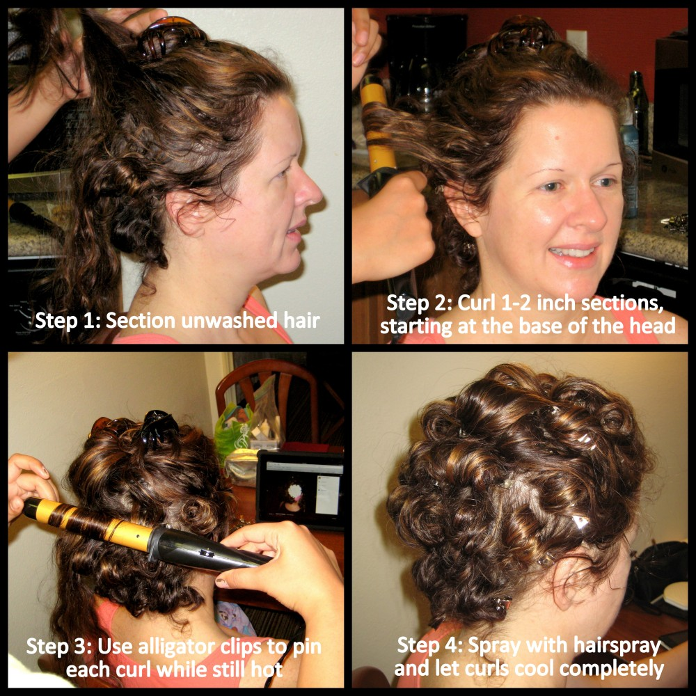 Here Comes The Bride: Tonya's Wedding Hair & Makeup (2/5)